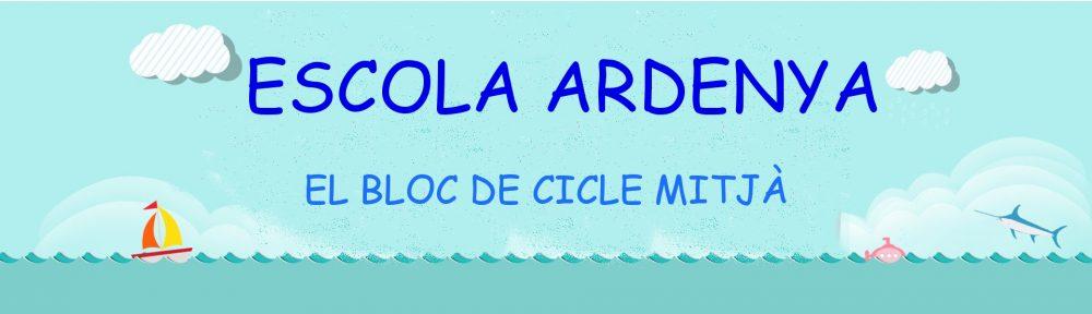 El blog de 3r i 4t de l'Escola Ardenya