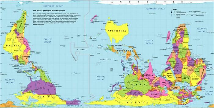El mapa no és el territori