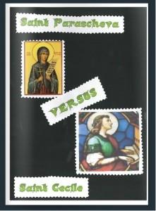 saint parascheva saint cecile