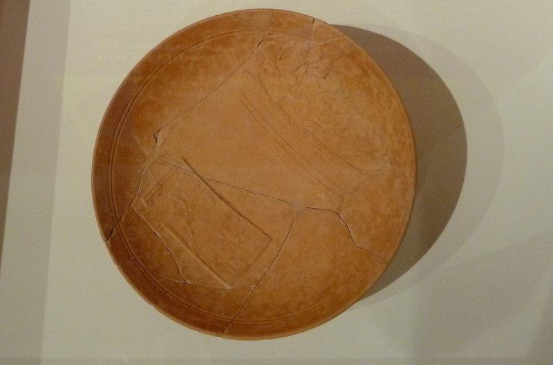 Premià de Dalt. Plat de Circe. Troballa arqueològica del 2006. És un plat on es recreen dues escenes de l'Odissea d'Ulisses. Només n'hi ha un de semblant al British Museum.