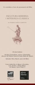 Escultura moderna i mitologia clàssica. La  nissaga dels Campeny.