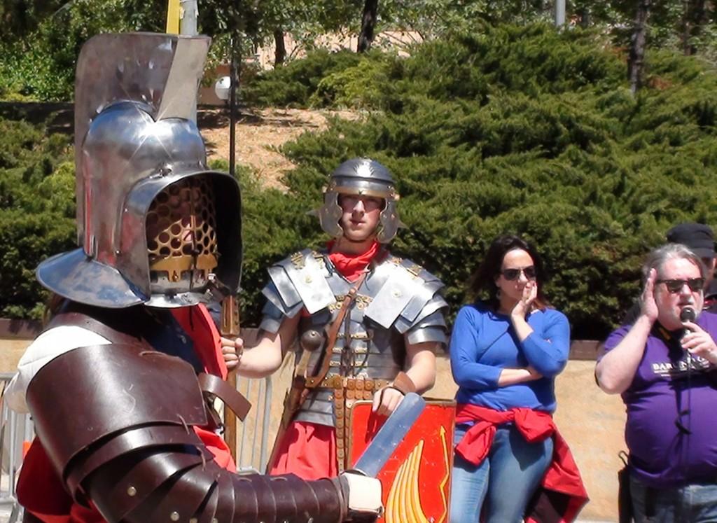 Gladiadors a Premià!