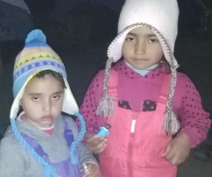 La trista mirada dels nens sirians a Idomeni