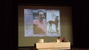 Homenatge a Juanvi i a Chiron en la persona d'Ana Ovando. Gràcies a Ana M Gonzálvez