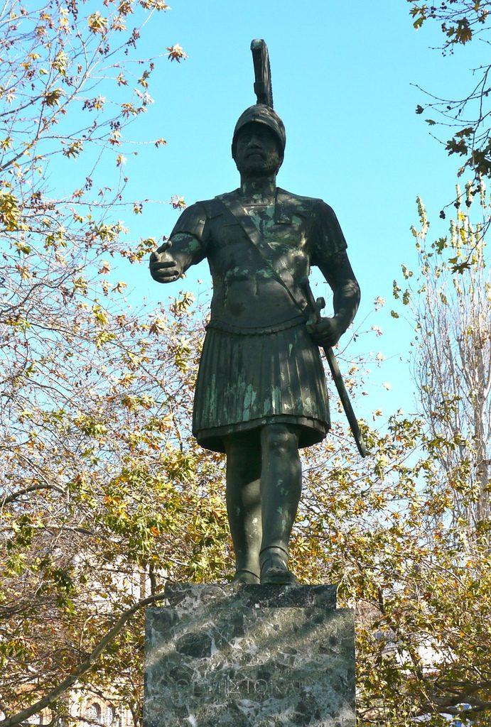 Tem�stocles a El Pireu, Atenes