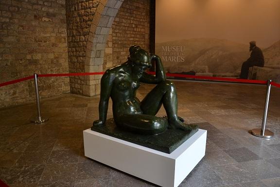"""""""Mediterrània"""",  Museu Marès 2015"""