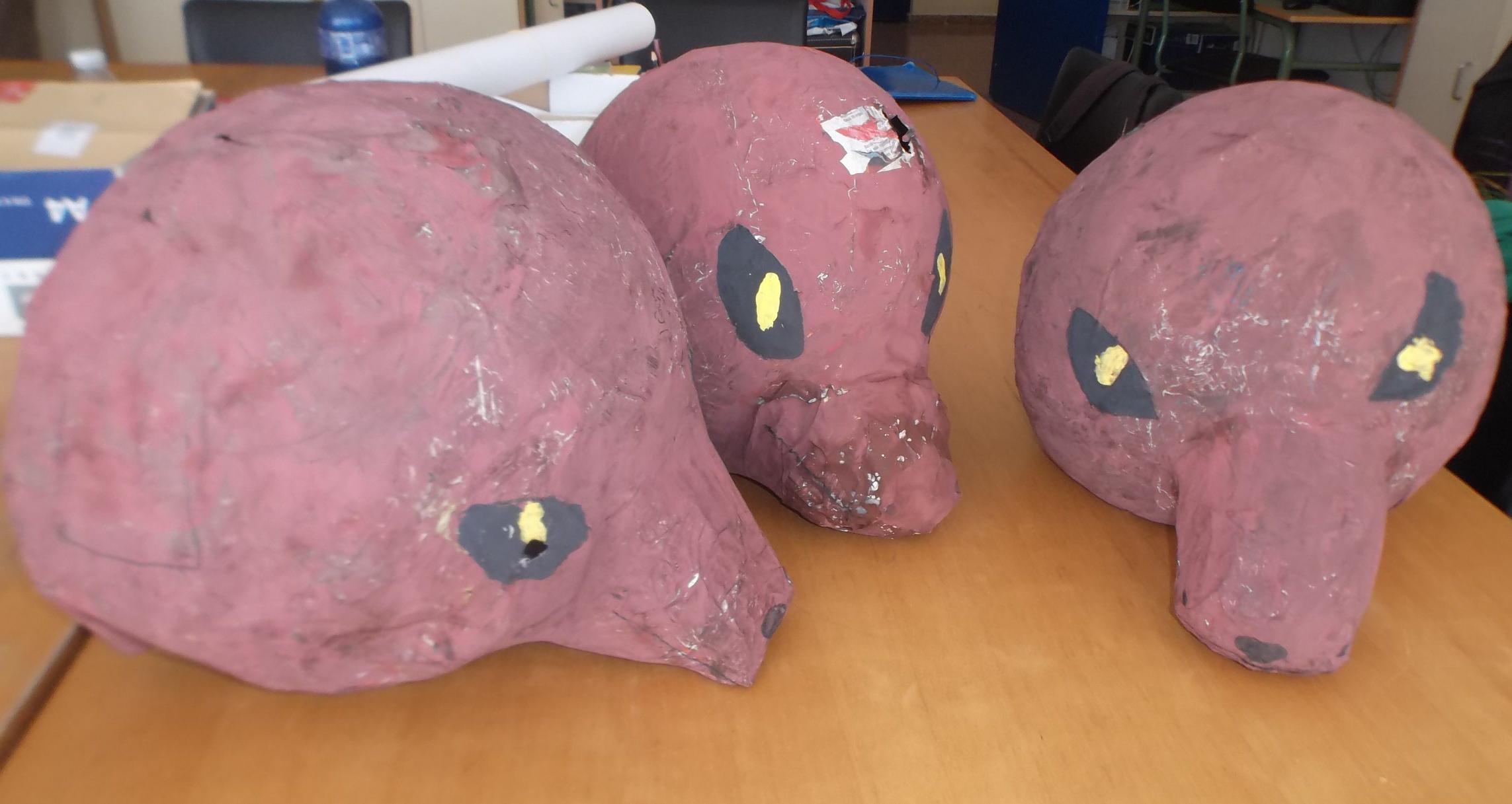 Els tres caps de Cèrber