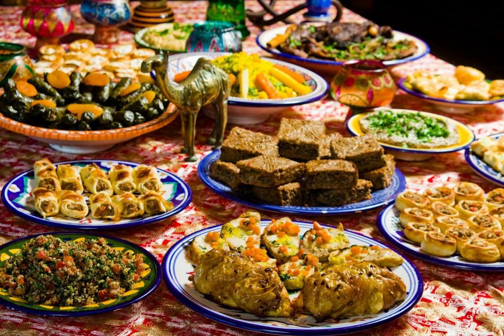 Comida-árabe