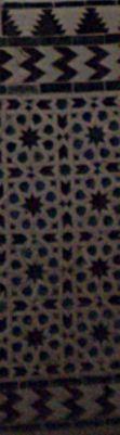 detall de mosaic