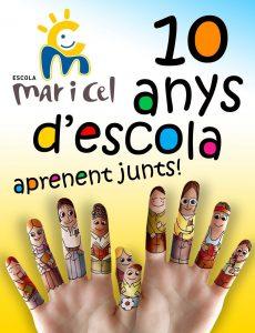 MariCel 10A logo