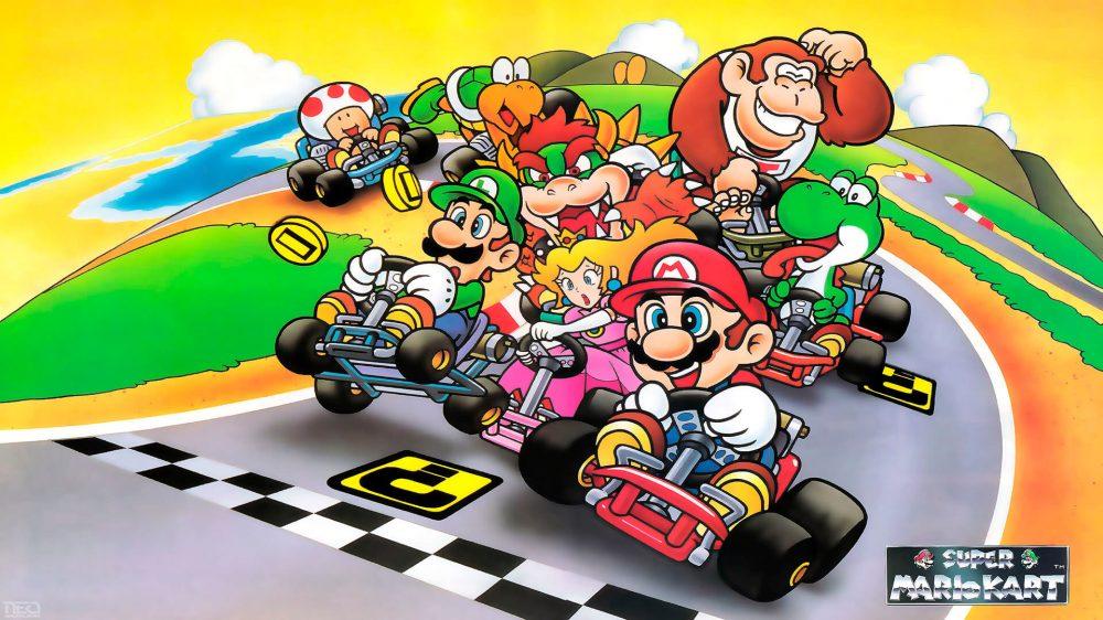 Els Mario Kart