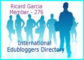 Edublogger's Directory