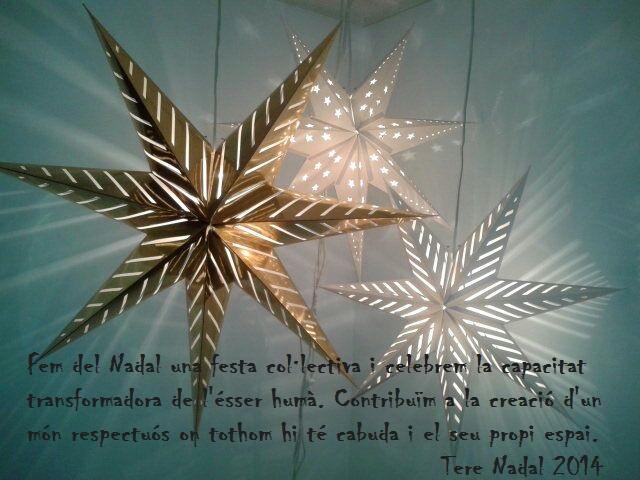 felicitació de Nadal 2014