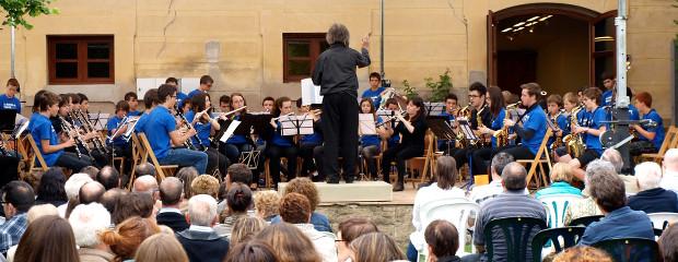 La Banda de l'emvic anirà a Itàlia per setmana Santa