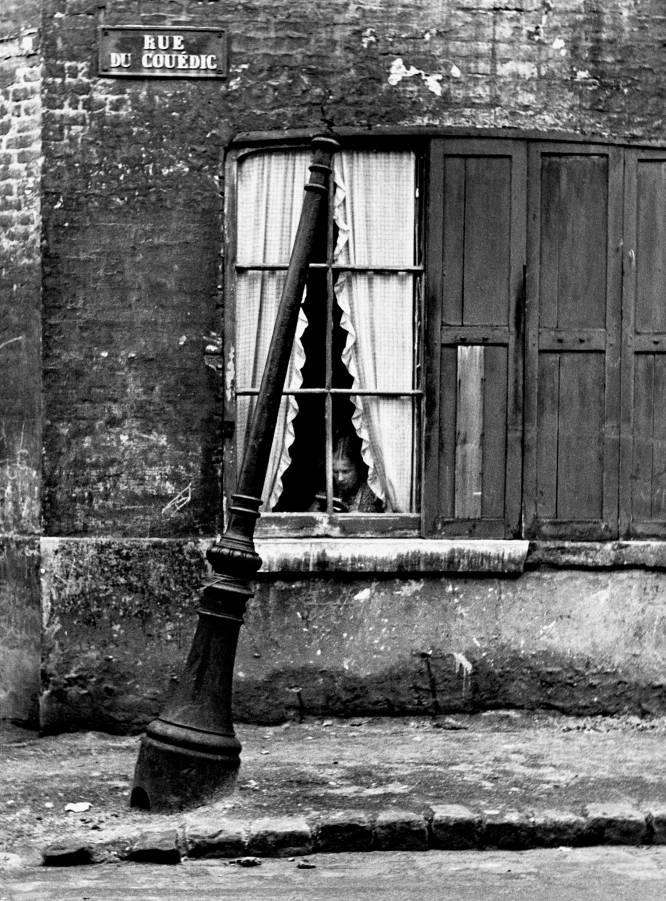 El Havre, Francia. Septiembre de 1948. © André Kertész