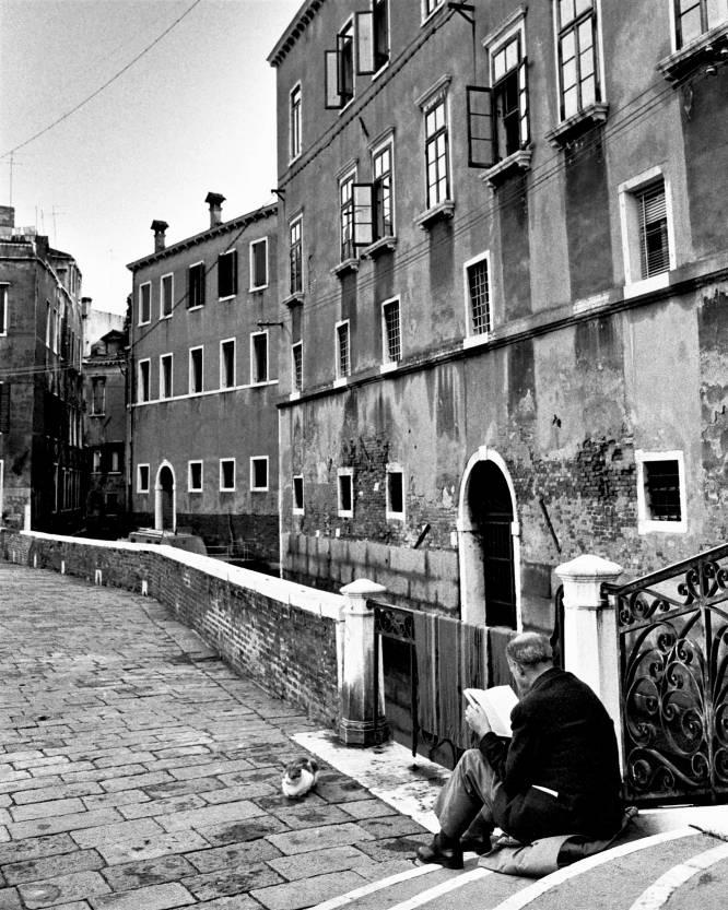 Venecia, 21 de septiembre de 1963. © André Kertész