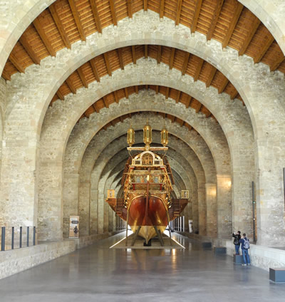 Museum Maríutim de Barcelona 1