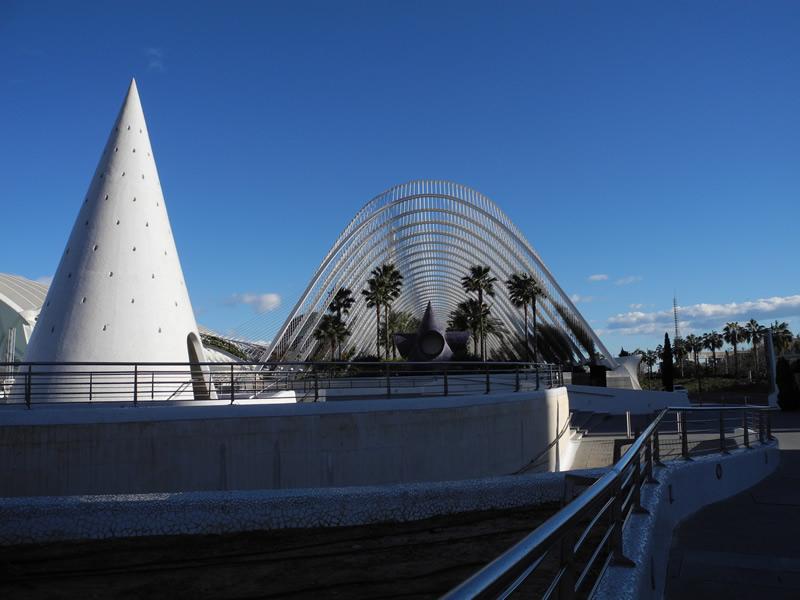 Museu de les ciències.