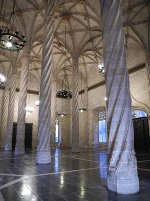La lonja de València