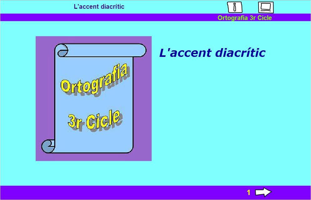 accent diacrític