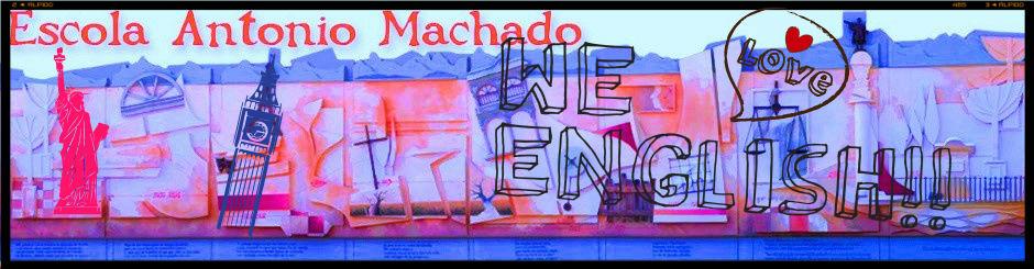 Antonio Machado English Blog