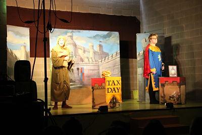 Robin Hood Theatre