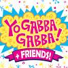 Yo Gabba Gabba Friends Logo