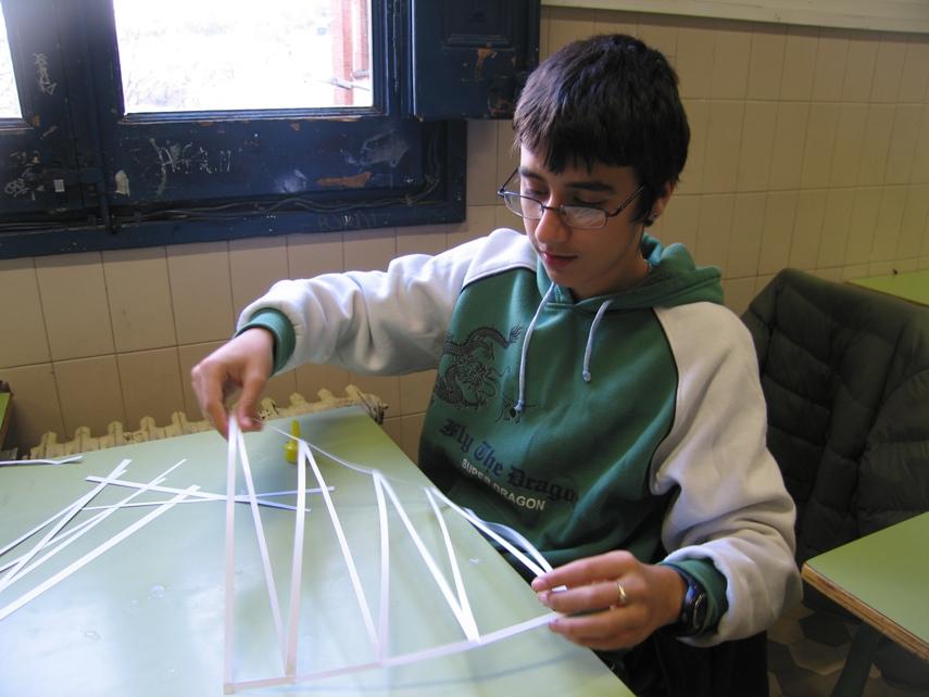 Tires de Paper. Margarita Andreu EN RESiDÈNCiA a l'Institut Vall d'Hebron