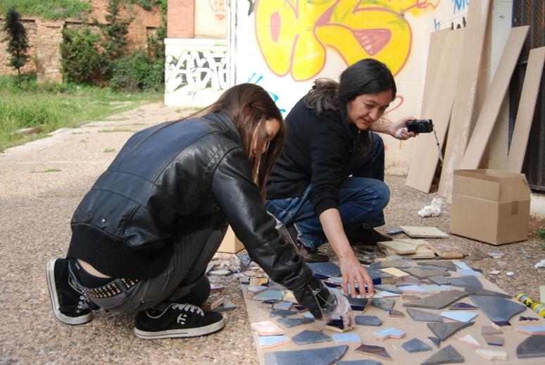 Margarita Andreu EN RESiDÈNCiA a l'Institut Vall d'Hebron