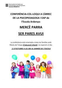 conferència Mercè PArra-1