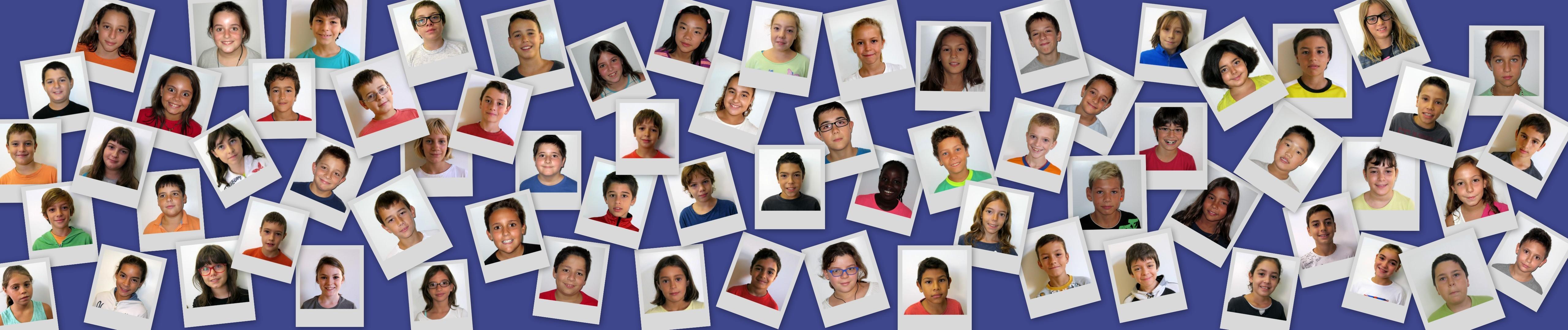 Antic Sisè a l'Escola Argentona- Promoció 2007-16