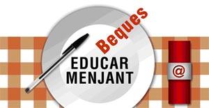 educar menjant