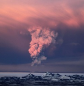 El volcà d'Islàndia s'ha despertat