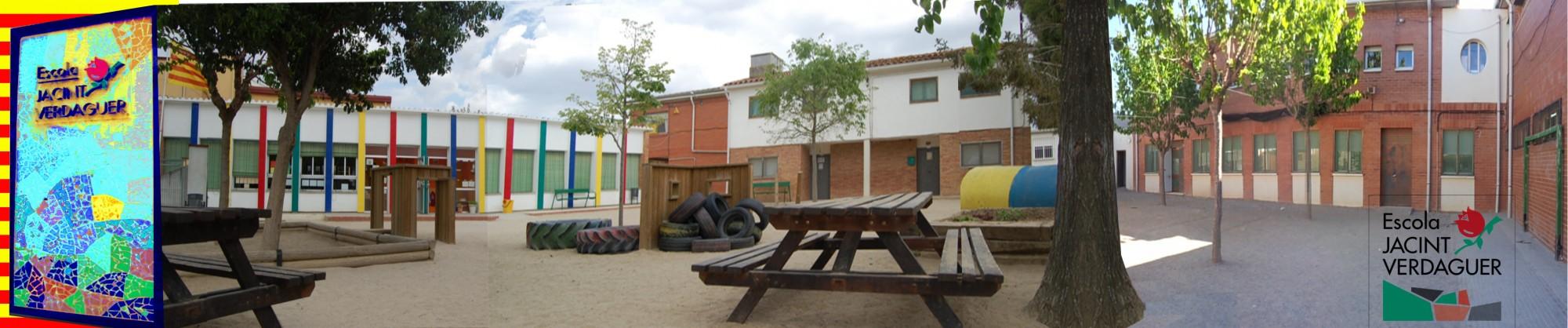 Escola Jacint Verdaguer.  La Granada
