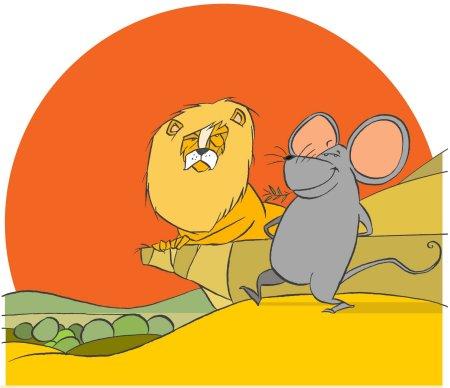 lleó i ratolí
