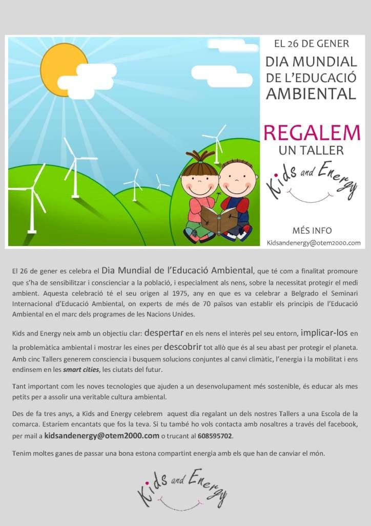 kids and energis
