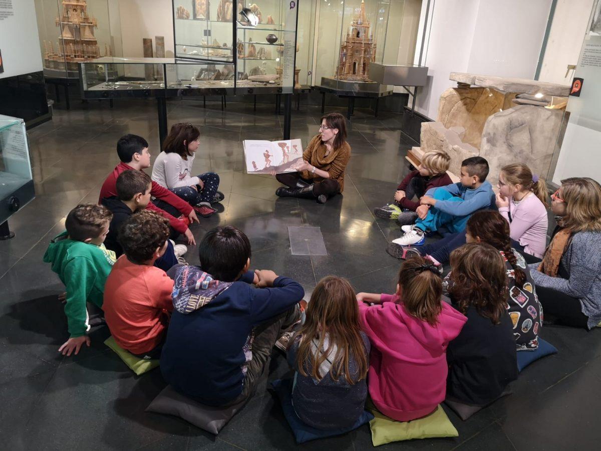 Visita al museu de Solsona