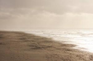 tardor a la platja