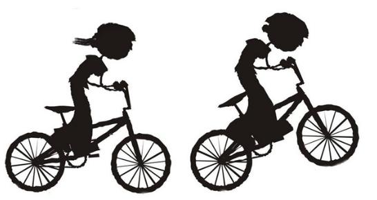 gincana bicicleta