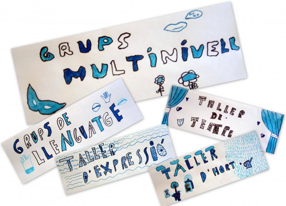 GRUPS MULTINIVELL