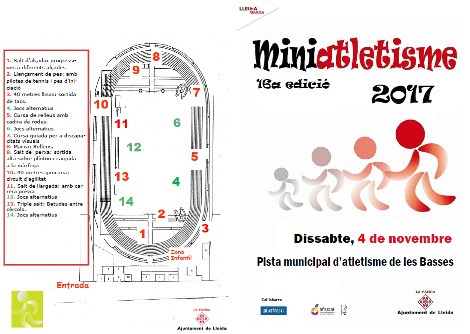miniatletisme 2017