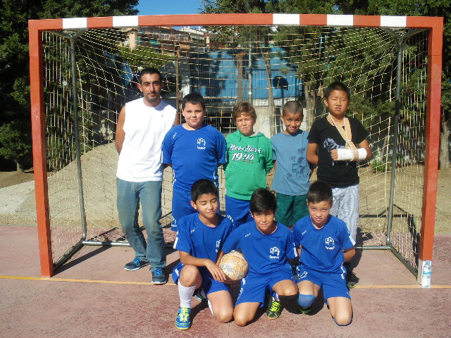 Aleví Futbol Sala J.M. Peramàs