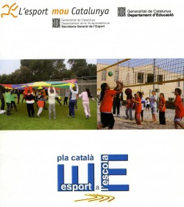 Pla Catala Esport Escola llibre