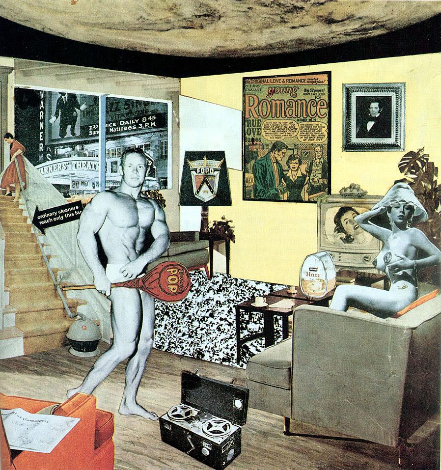 richard-hamilton-pop-art