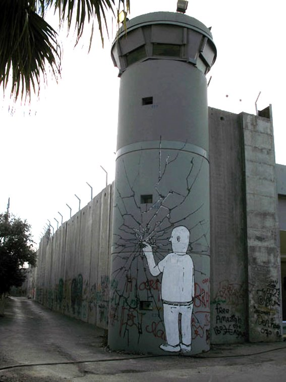 muro-palestina-humano-pintado-rompe-torre