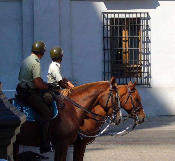 Fins on arriba la repressió a Xile?
