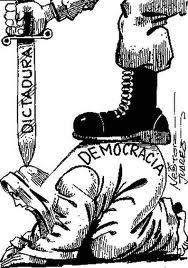 És la dictadura l'única força capaç de derrotar la democràcia?