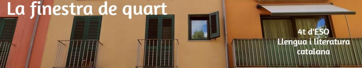 La finestra de quart