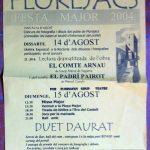 FM Florejacs 2004