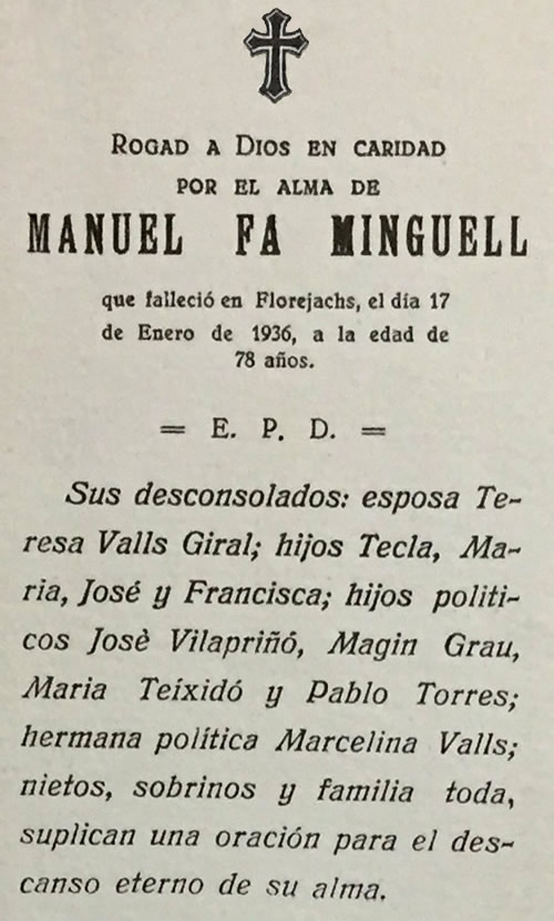 1936 Manel Fa Minguell